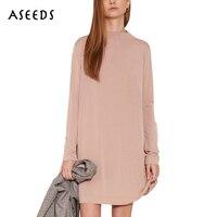 New Long Sleeve Dress Women Casual Dresses Fall 2017 Fashion Vestidos Womens Clothing Vestidos De Festa