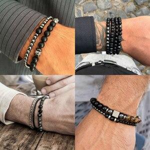 2019 Hot Trendy Men Bracelet S