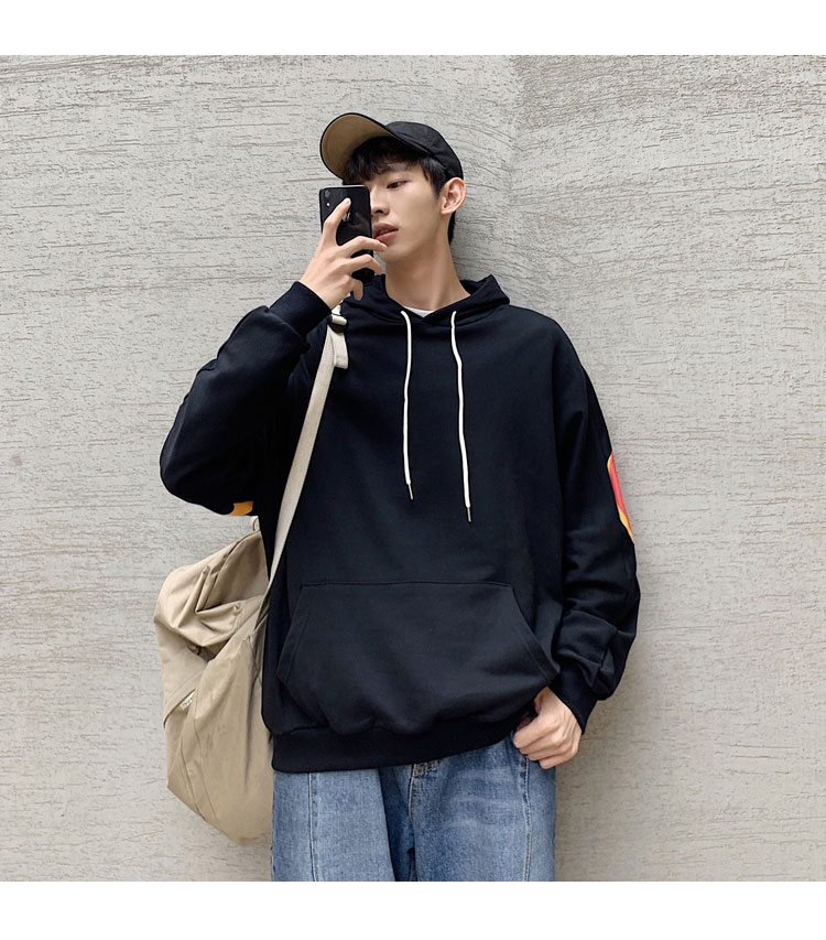 HTB1ORkrbaL7gK0jSZFBq6xZZpXac - LAPPSTER Men Japanese Streetwear Hip Hop Hoodies Autumn Korean Oversized Sweatshirts Hooded Hoodies Patchwork Clothing 5XL