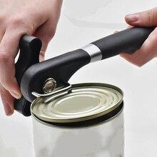 Cocina Profesional Abridor de botellas Abridor de Latas Manual Ergonómico Side Cut Herramientas Abridor de Latas Manual