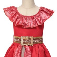 Elena of Avalor Princess Dress