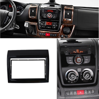 Fascias Android Car DVD Player for Peugeot Boxer 2 Din Car Radio GPS Auto Stereo Bluetooth GPS Navi MP3 Player Frame 2011~2014