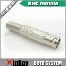 Free Shipping High Quaility 20pcs BNC Female Connector,Camera DVR Connector,CCTV Accessories ,Wholesale XR-AC3