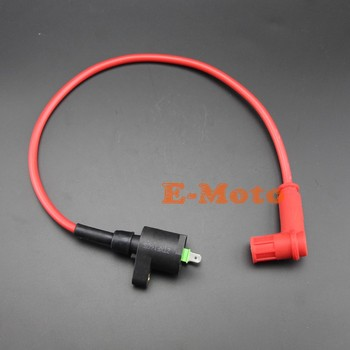 RED Performance Racing Ignition Coil For SSR Thumpstar IMR Pitsterpro CRF KLX TTR Dirt Pit Bike image