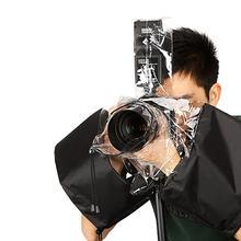 1 шт. Водонепроницаемый Чехол, нейлоновый чехол от дождя, аксессуары для фотосъемки, защитный чехол для DSLR камеры, комплект для съемки на открытом воздухе