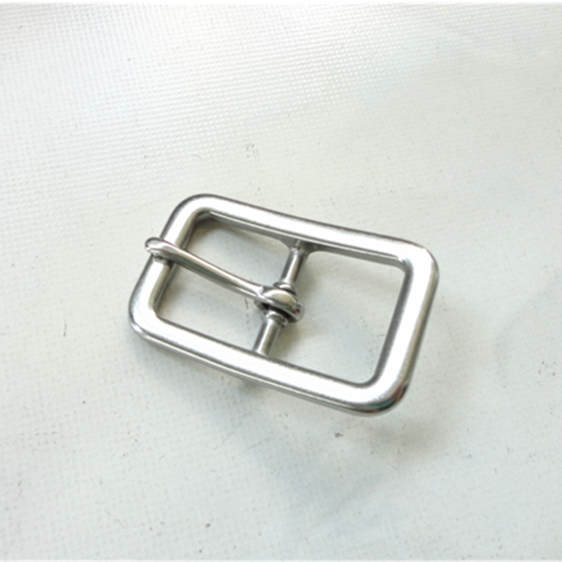 35Pieces/Lot Stainless Steel Pin Buckle Stirrup Leather Buckle  Inside Width 28mm W039