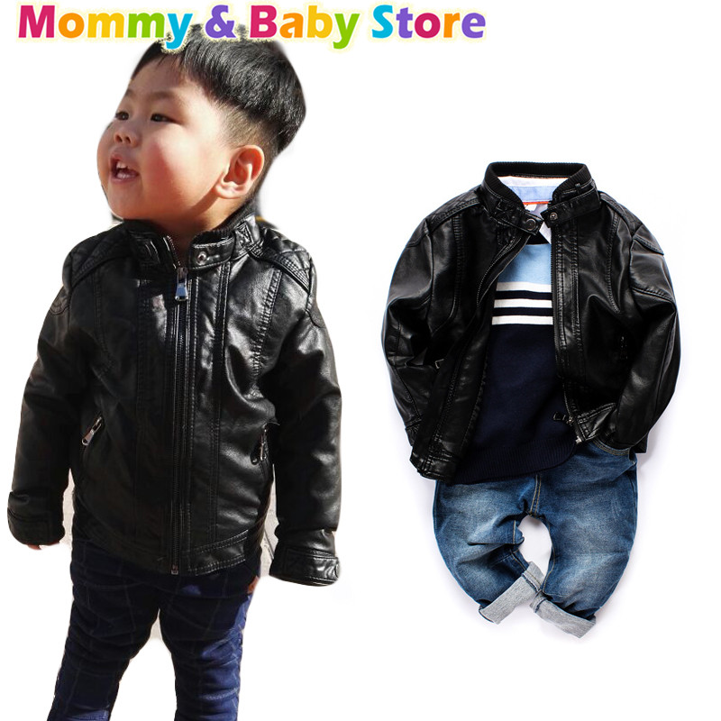 Find great deals on eBay for Kids Black Leather Jacket in Boy's Outerwear Sizes 4 and Up. Shop with confidence.