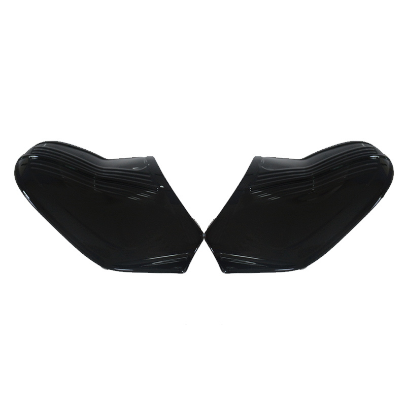 New Motorcycle Gloss Black Batwing Inner Fairing Cover For Harley Touring Electra Glides FLHX 96-13 areyourshop windshield bag saddle 3 pouch pocket fairing for harley touring bike 1996 2015 black motorcycle covers