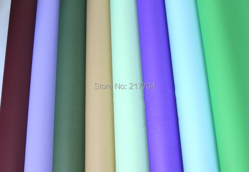 Plain Gift Wrapping Paper Part - 31: Free Shipping Quality 52*78cm Plain Color Gift Packing/Wrapping Paper/Wall  Sticker Paper 20pcs/LOT On Aliexpress.com | Alibaba Group