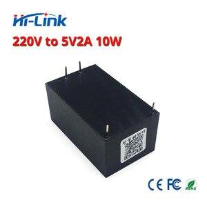 Image 2 - HLK 10M05 AC DC 220V zu 5 V/10 W isoliert intelligente haushalts schalter schritt unten mini netzteil modul für smart gerät