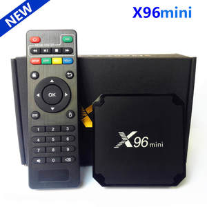 Top-Box Media-Player X96mini-Set IPTV Android S905W Wifi Amlogic 16GB 2GB Quad-Core Original