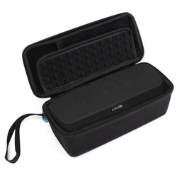 2018 New EVA Protective Storage PU Hard Case Box Bag Sleeve For Anker SoundCore Boost 20W Bluetooth Speaker BassUp Technology