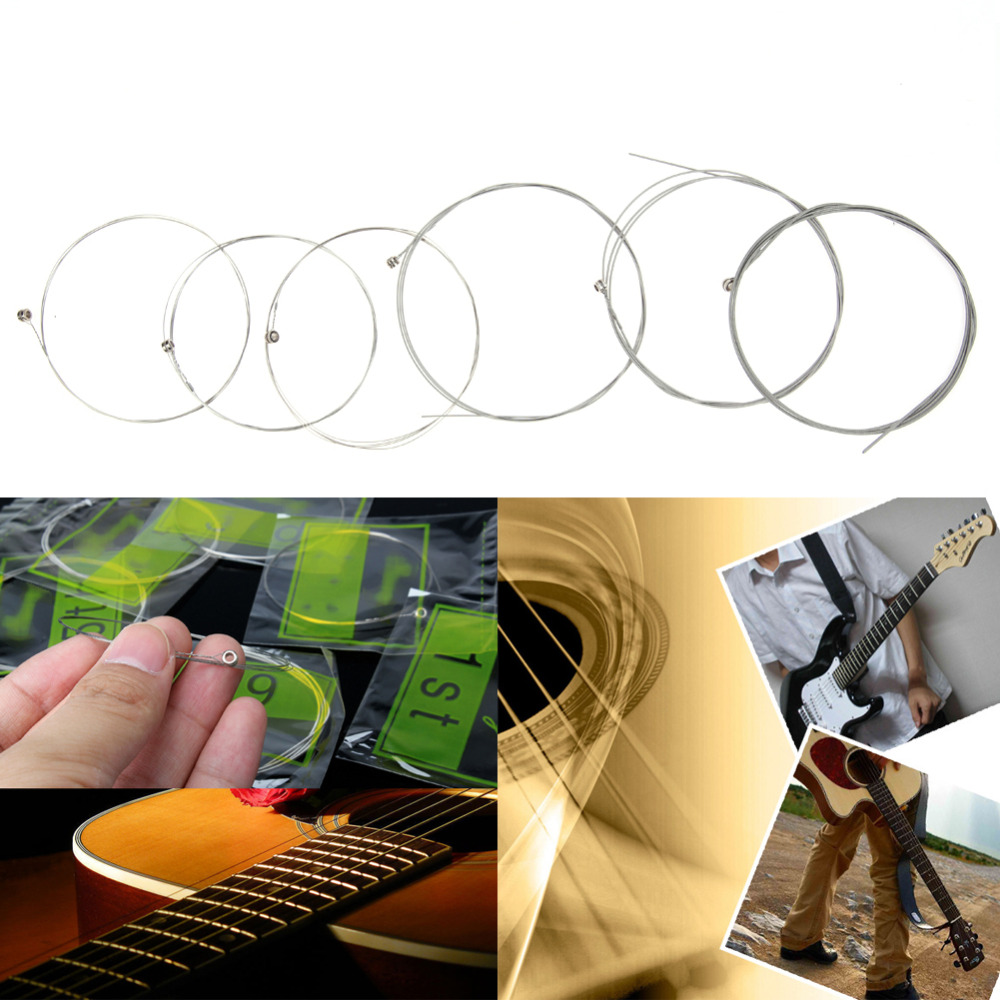 Guitar 6 Strings Steel Electric Guitar Strings XL150/.023/009in E Super Light Professional New