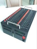 Cheap 32 ports wavecom q2303 module sms modem Compativel com uma chipeira Fast Shipping