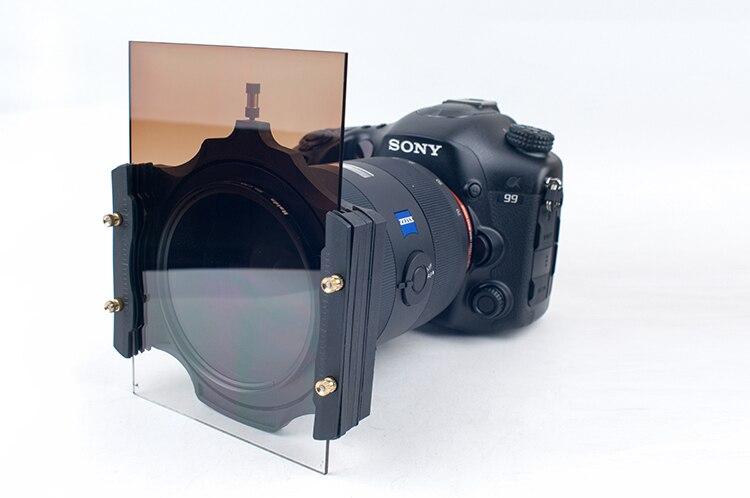 52/55/58/62/67/72/77/82mm Metalladapterring + 100mm Filterhalter für Haida Lee Hitech Cokin Z PRO 4X4