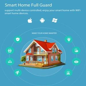 Image 4 - NEO COOLCAM Sensor de ventana de puerta con Wifi, automatización inteligente del hogar, notificaciones por aplicación, compatible con Alexa y Google Home