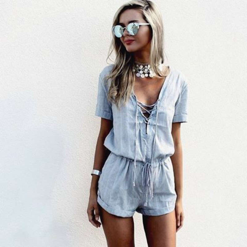 combinaison short femme jumpsuit short women romper shorts short mono mujer sexy combi. Black Bedroom Furniture Sets. Home Design Ideas