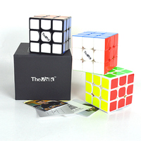 QiYi Mofangge Magic Cubes Valk 3 3x3x3 Competition Professional Speed Puzzle Cube Valk3 Cubo Magico Cool