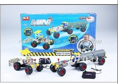 Free shipping ----Since the loading educational building blocks of 320 PCS