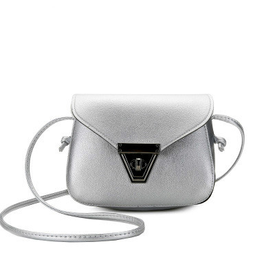 11 Colors New Crossbody bags for women Small Side Of Mini Mobile Phone Messenger Bag Triangle buckle Women Bags Shoulder Bags 1