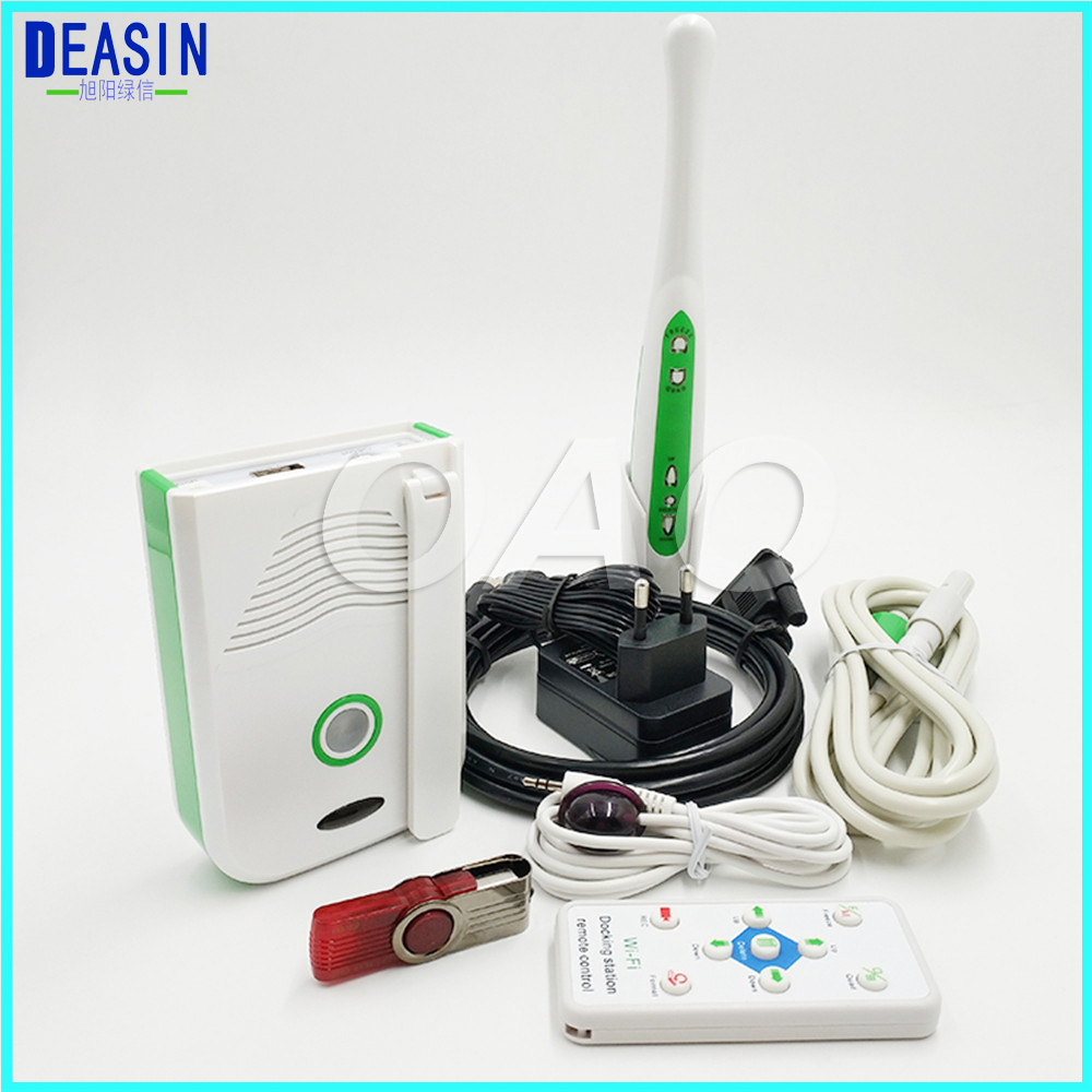 Dental Intra Oral Camera USB VGA Output 1/4 Sony CCD 1.3 Mega Pixels MD-2000C
