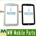 Черный Белый Цвет 1 Шт./лот Для Samsung Galaxy Note 8.0 N5100/N5110 Дигитайзер Сенсорный Экран Сенсорный Замена Панели