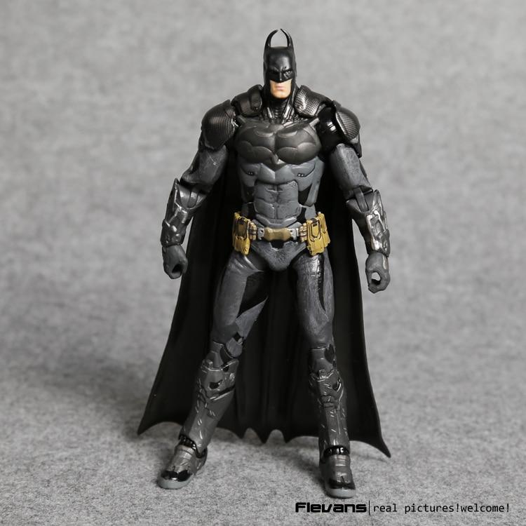 """Batman Arkham Cavaliere Action PVC Figure Da Collezione Model Toy 7 """"18 cm"""
