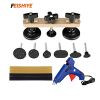 FEISHIYE 19Pcs Auto Body Repair PDR Tools Glue Gun Sticks Puller Pop Dent Out Kit Ferramentas Dent Removal Paintless