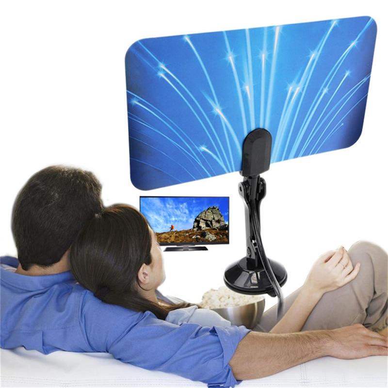 Высокое разрешение цифровой ПК ТВ ресивер антенна цифровая внутренняя ТВ антенна HD ТВ D ТВ коробка готовая HD VHF плоский дизайн высокое качество