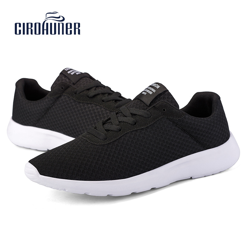 Plat Dentelle Cirohuner Mode Hombre Maille Black Chaussures Mans Zapatos Noir De Causal up Sneakers blue Hommes Respirant Homme grey 00Ywrvq