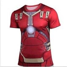 Super hero short sleeve T-shirt clothing basic bicycle leisure shirt jacket shirt 20 T-shirt color quality men
