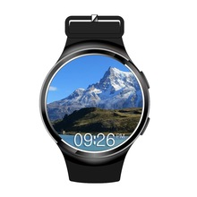 2016 Reloj Inteligente Smartwatch X3 Más 3G Android 5.1 WCDMA GPS SIM SmartWatch Wearable Dispositivos iOS y Android de la Frecuencia Cardíaca monitor