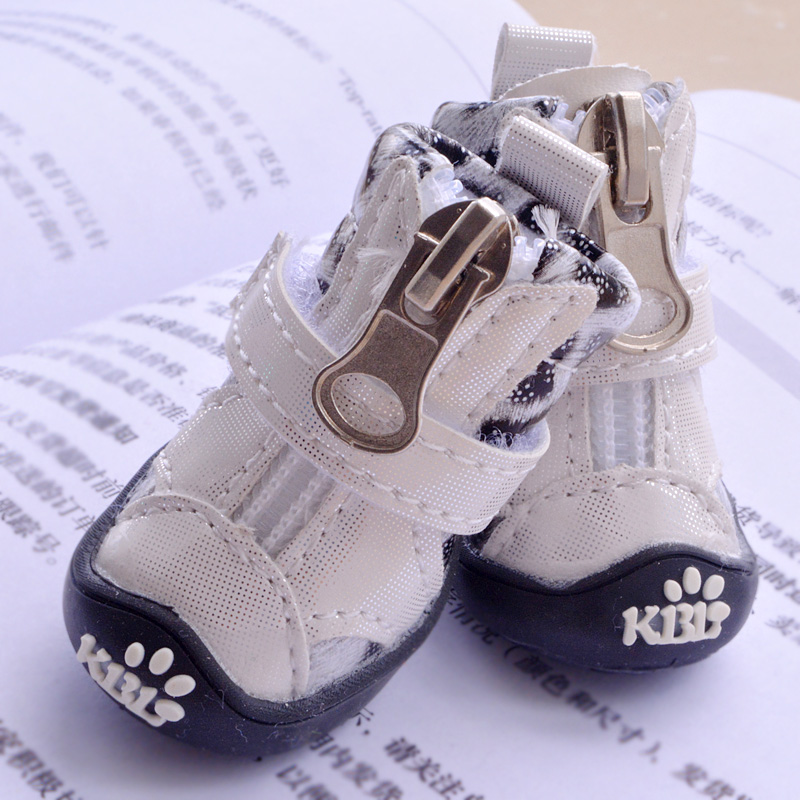 Обувь для питомцев леопардовой расцветки, для собак, маленьких щенков, с принтом, ботинки из искусственной кожи, осенняя и зимняя обувь для кошек, для маленьких животных, порода товаров, одежда для ног|shoe for dog|pet shoespet shoes for dogs | АлиЭкспресс