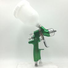 SAT1164 HVLP Spray Gun Air Spray Gun Car Paint Gun Manual Spray Gun1.3/1.4mm High Quality Car Paint Sprayer недорого