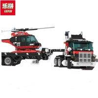 Lepin 21016 1175 adet Teknik Türbin Süper Kamyon Yapı Taşı Uyumlu 5590 Tuğla Oyuncak