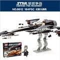 184 unids de star wars x-wing fighter figuras building block sets ladrillos modelo educativo diy juguetes de los ladrillos de construcción
