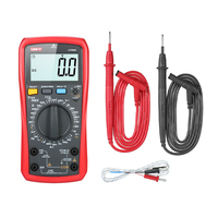 UT890C True RMS Digital Multimeter with C/F Temperature Capacitance Frequency Multi Meter Diode Tester