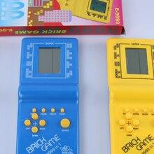 Тетрис, детства любимый электронные игрушки, Черный и белый Palm игры, головоломки игрушки