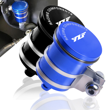 Líquido de reserva para freno de moto, depósito de embrague, tapón de fluido de aceite para Yamaha YZF R1 R3 YZF R6 YZFR6 YZF R125 YZFR15 R25 YZF-R3 todo el año