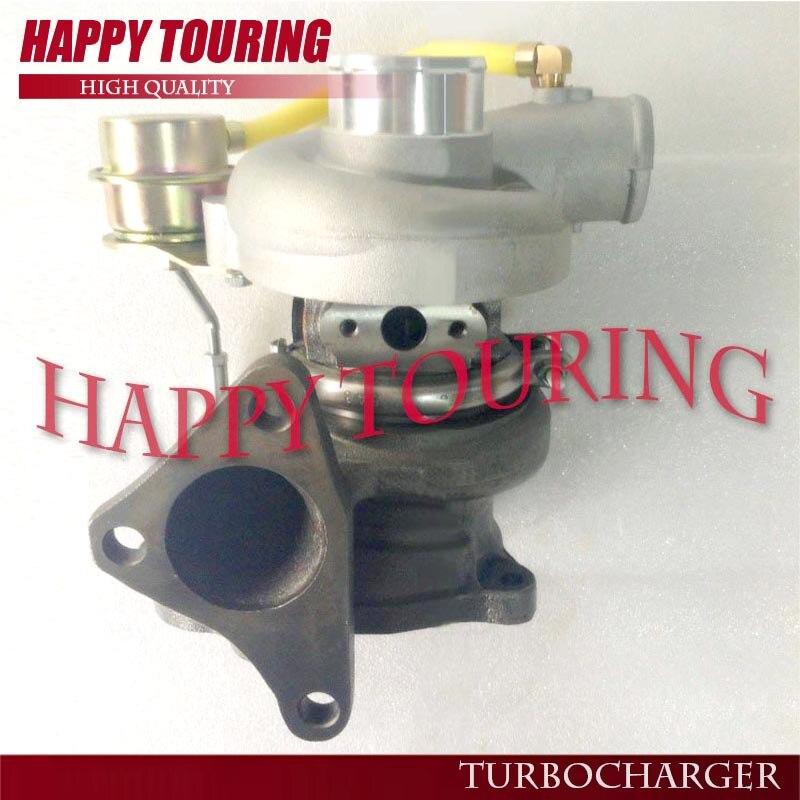 TD05 TD05 16G TD05H 16G Turbo Turbocharger For Mitsubishi EVO3 For SUBARU Impezza WRX STI Forester 97 58T EJ20 2.0L 49178 06310