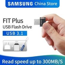 SAMSUNG USB flash drive DISK 32GB 64GB 128GB 256GB USB 3.1 Metal Mini pen drive memory stick storage Device U DISK Free Delivery
