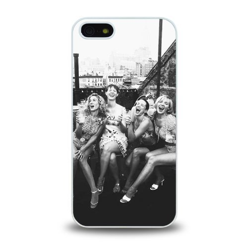 American TV Series Sex And The City Design For iphone 4 4s 5 5s 5c 6 6s 6plus 6s plus Case Cover