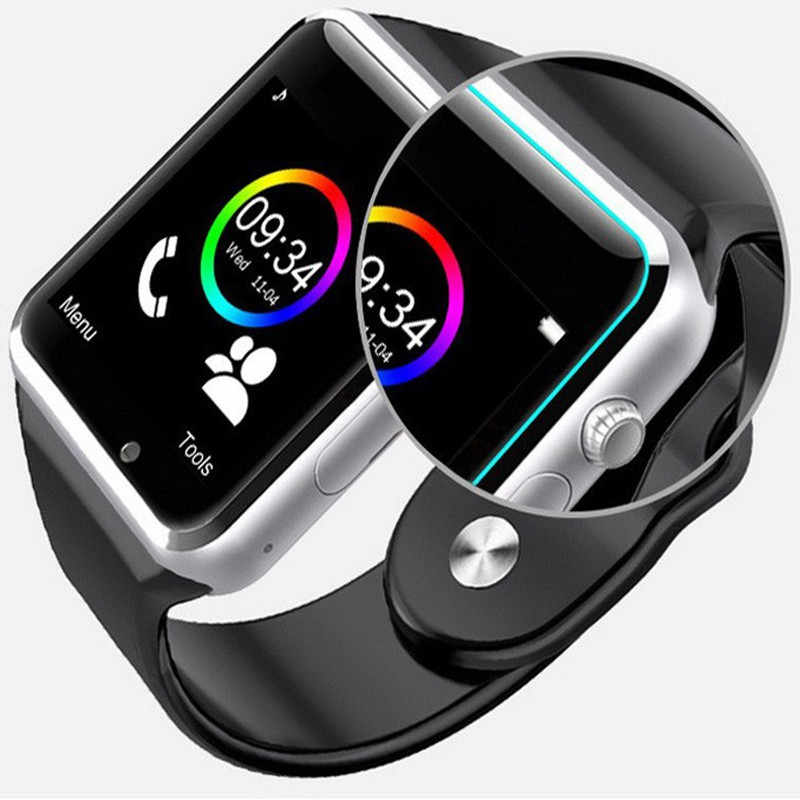 Новинка 2019, Смарт-часы, синхронизация уведомлений, поддержка sim-карты TF, подключение Apple iphone, телефон на Android, женские и мужские Смарт-часы GT08