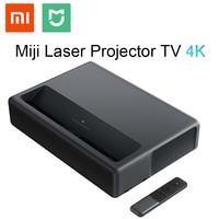 Xiaomi Mijia MJJGTYDS01FM 2 Гб 16 Гб MIUI tv Laser HDR tv 4 K Bluetooth WiFi 3D Система домашнего кинотеатра китайская версия