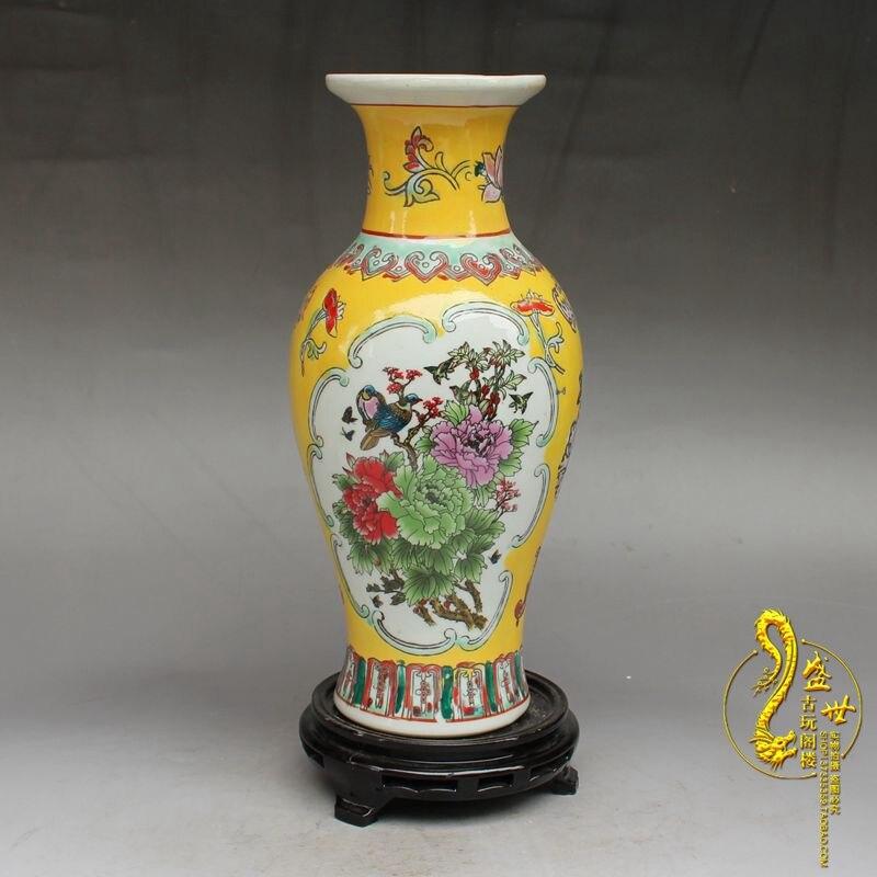 Jingdezhen porcelain vases modern fashion furniture for Modern home decor vases