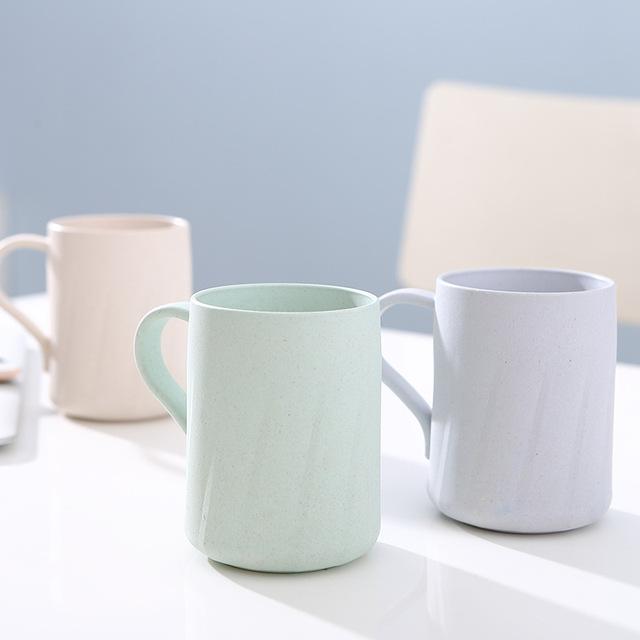 Stylish Universal Thickened Eco-Friendly Bamboo Coffee Mug