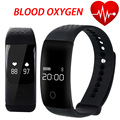 New Heart Rate Smart Band S1 Sleep Fitness Tracker Blood Oxygen Monitor Bracelet For IOS Android Wristband PK Miband 2 Smartband