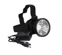Led projecteur vert prédateur lumière 5 W 3000 mah haute puissance lampe frontale pour la vente 10 pcs/lot YJM-6818 Livraison gratuite via DHL
