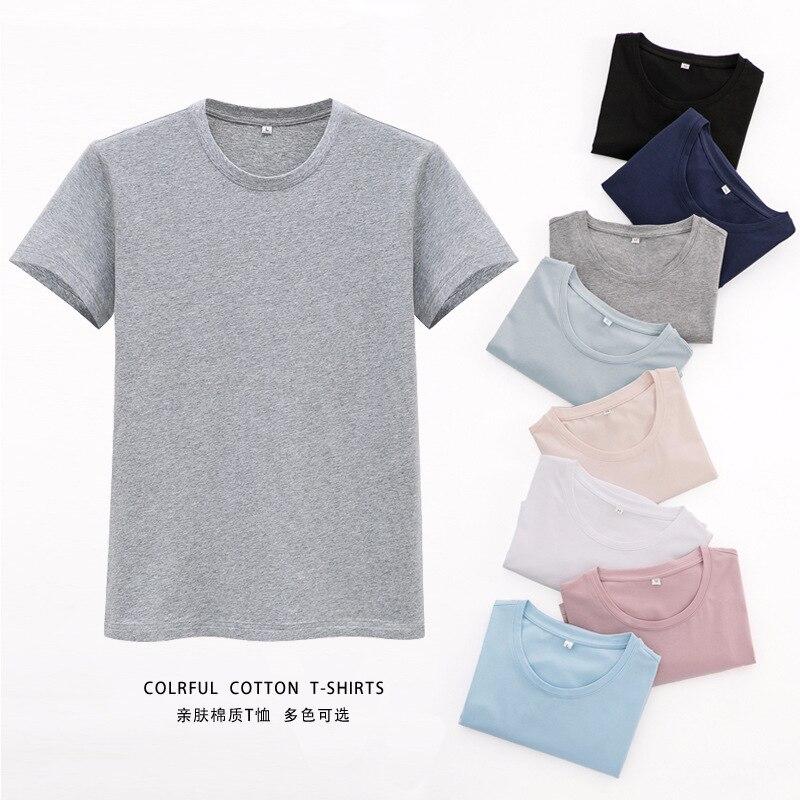 夏のtシャツ男性半袖ラウンド襟男性ファッションtシャツメンズtシャツtシャツオムシャツカジュアルブランドメンズ服綿