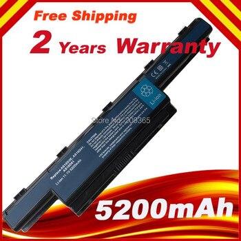 Batería de ordenador portátil para Acer AS10D31 AS10D51 AS10D81 AS10D75 AS10D61 AS10D41...